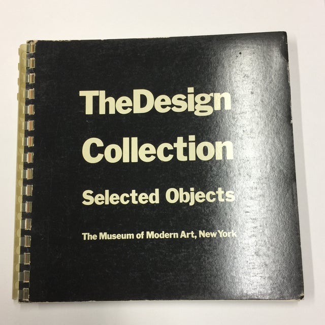The Design Collection Museum of Modern Art 1970 Book - Image 2 of 11