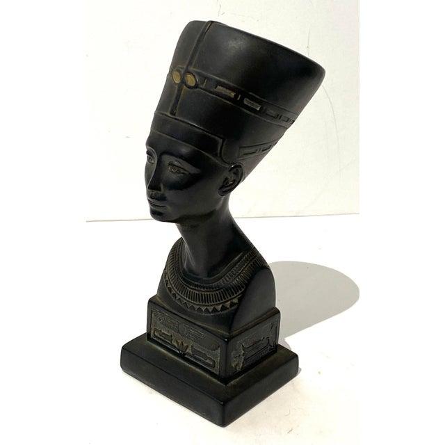 Vintage Queen Nefertiti Figure For Sale - Image 9 of 9