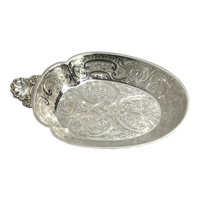 Barker Ellis Silver Plate Bowl For Sale