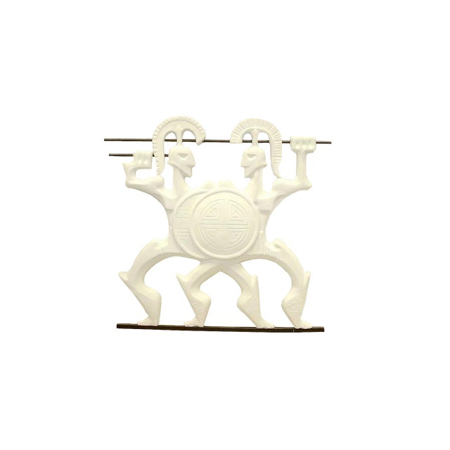 Frederick Weinberg Back-Lit Wall Sculpture For Sale