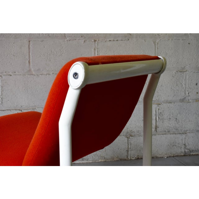 Hannah & Morrison for Knoll Mid Century Modern Sling Lounge Chair For Sale - Image 11 of 13