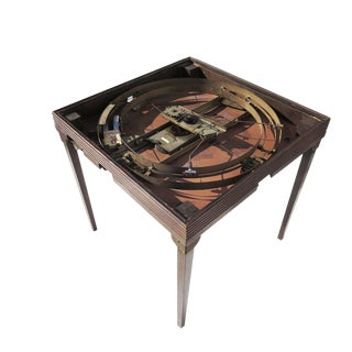 Mechanical Card Dealing Game Table by Hammond, 1932 For Sale