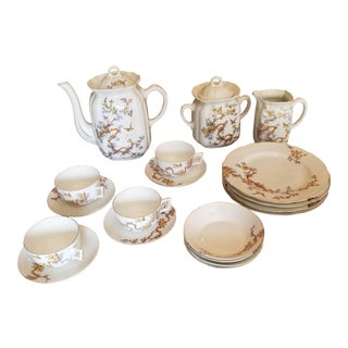 Antique Austrian Tea Set For Sale