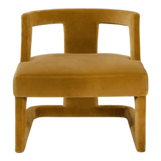 Covet Paris Batak Bold Armchair For Sale