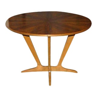 Jese Mobel Danish Vintage Wood Table For Sale