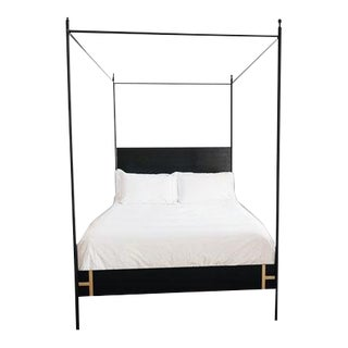 Josephine Queen Size Canopy Bed For Sale