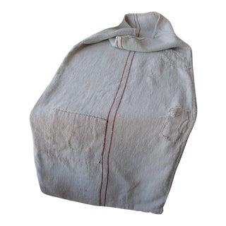 Hemp Linen Grain Sack Bag For Sale