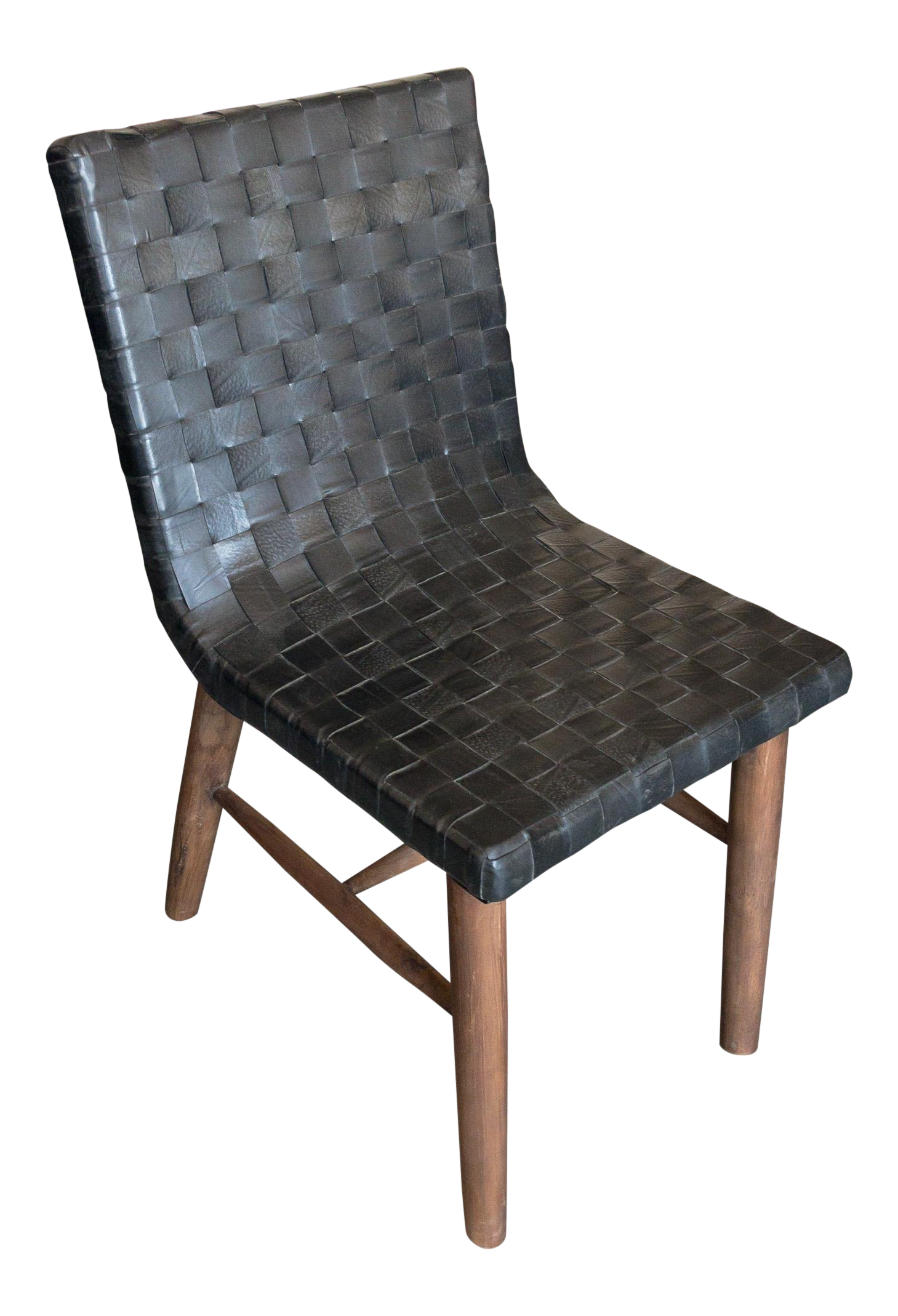 Recycled Tire U0026 Teak Chair