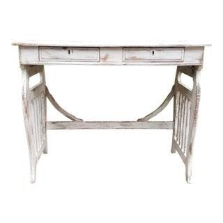 Antique Farmhouse Child's Desk For Sale