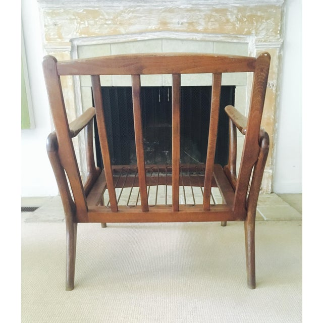 Mid-Century Modern Lounge Chair - Image 7 of 7