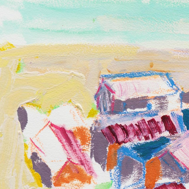 Robert Canete, 'Fishermen's Cottage's, Old Monterey' For Sale - Image 4 of 9