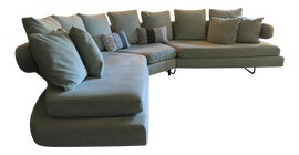 Image of Danish Modern Sectionals
