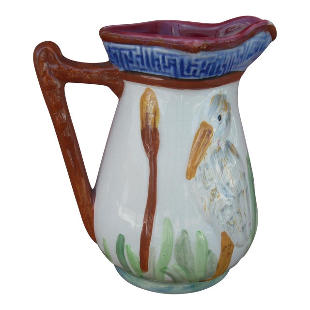 Shorter & Son Stork Pitcher - Image 1 of 3