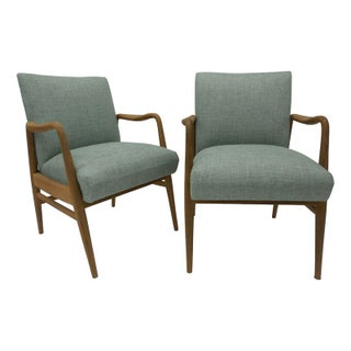 Mid Century Chairs - Phillip Lloyd Powell Style