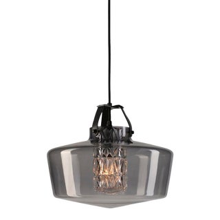 Marie Burgos Design Addicted to Us Pendant Light in Black For Sale