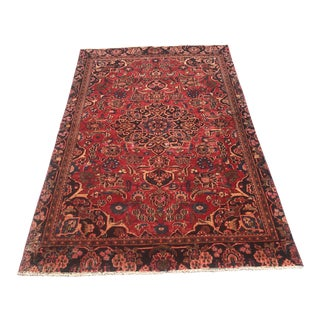 """Vintage Persian Rug - 3'6"""" X 6'1"""" For Sale"""