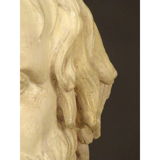 Composition Bust of Euripides - Image 6 of 11