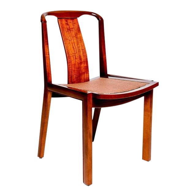 Set of Four Dining Chairs After Baker For Sale
