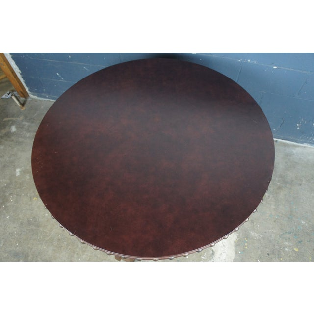 Mission Stickley Commemorative Library Center Table For Sale - Image 11 of 13