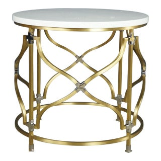Contemporary Chaddock Dreams Side Table For Sale