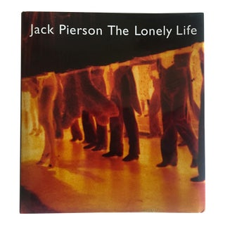"'The Lonely Life"" Jack Pierson 1st Edition 1997 Photography Book For Sale"