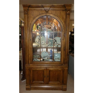 Lexington Furniture Southern Living Lighted China Cabinet Preview