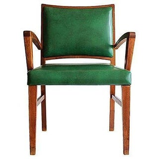 Gentleman's Mid-Century Side Chair