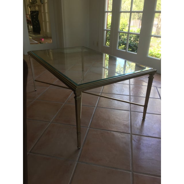 Ethan Allen Ethan Allen Heron Coffee Table For Sale - Image 4 of 4