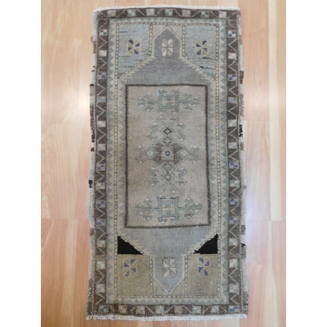 "Turkish Oushak Ushak Rug - 1'8"" X 3'2"" - Image 2 of 4"