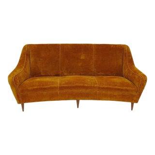 Italian Mid-Century Modern Bergamo Style Sofa For Sale