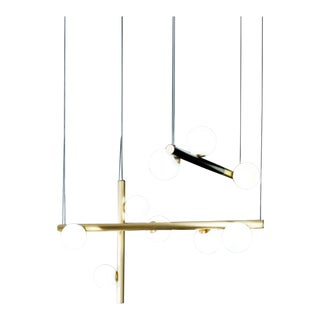 The Diana Chandelier System by Esperia For Sale