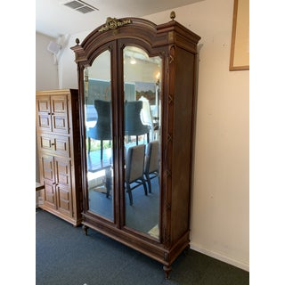 Monumental Antique French Armoire Preview
