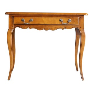 20th Century French Country Henredon Pierre Deux End Table For Sale