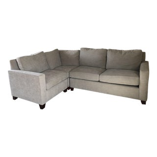 Pottery Barn Cameron Square Arm Sectional