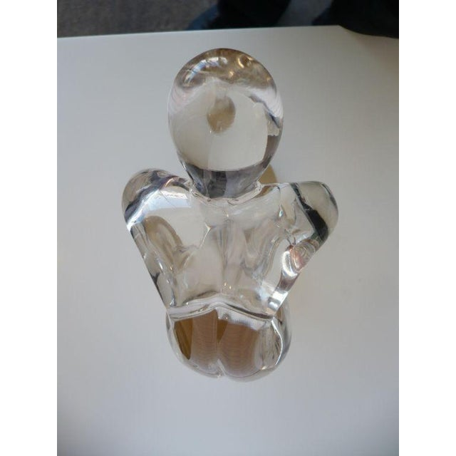 Female Nude Murano Glass Sculpture - Image 3 of 9