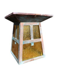 Image of Outdoor Copper Lighting