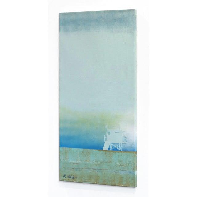 """Dissipating Silence"" Original Artwork by Kathleen Keifer For Sale In Los Angeles - Image 6 of 9"