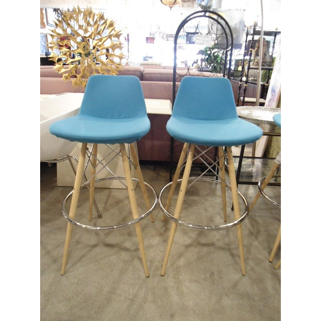 Pera MV Barstool by SohoConcept Furniture - A Pair - Image 2 of 8