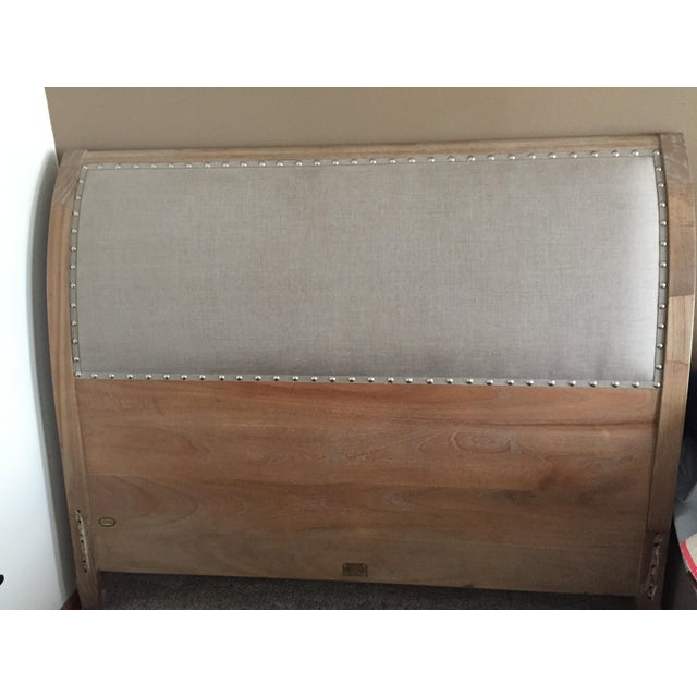 Arhaus Addison Headboard (Only) Size: Queen Model: Dry Branch Natural Description from Arhaus website: Our Addison Bedroom...
