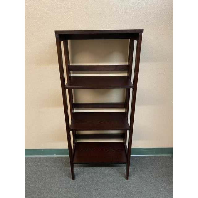 Folding Bookcase For Sale - Image 11 of 11