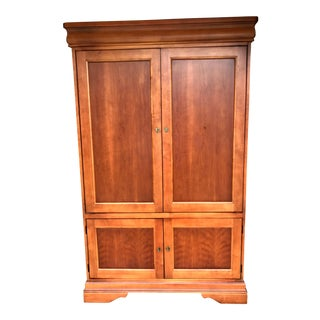 Hooker Furniture Entertainment Unit / Armoire For Sale