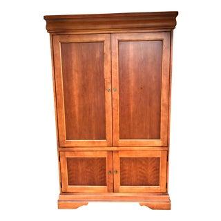 Hooker Furniture Entertainment Unit / Armoire For Sale