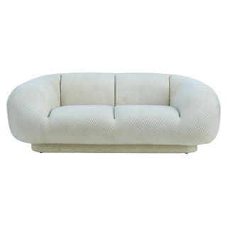 Cloud Sofa / Loveseat After Mario Bellini For Sale