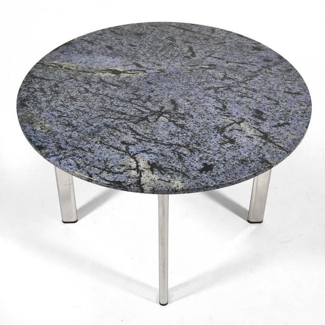 Industrial Joe D'urso Table by Knoll For Sale - Image 3 of 10
