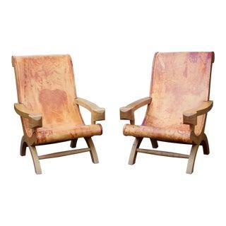 Vintage Clara Porset Butaque Chair For Sale