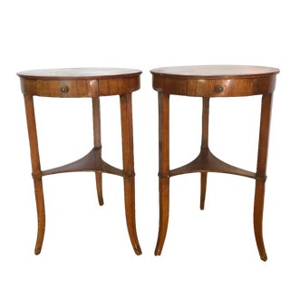 18th Century Louis XV Side Tables - a Pair For Sale