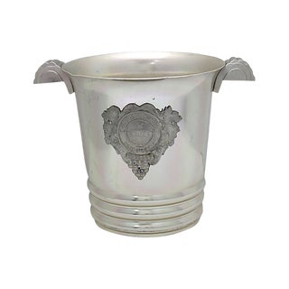 Art Deco French Champagne Bucket For Sale
