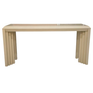 Mid Century Console Table by Lane Furniture