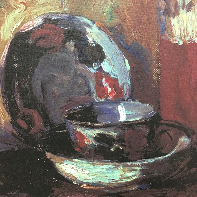 Armin I.M. Original Oil Painting - Image 7 of 11