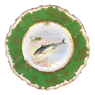 Hammersely China Decorative Fish Plate For Sale